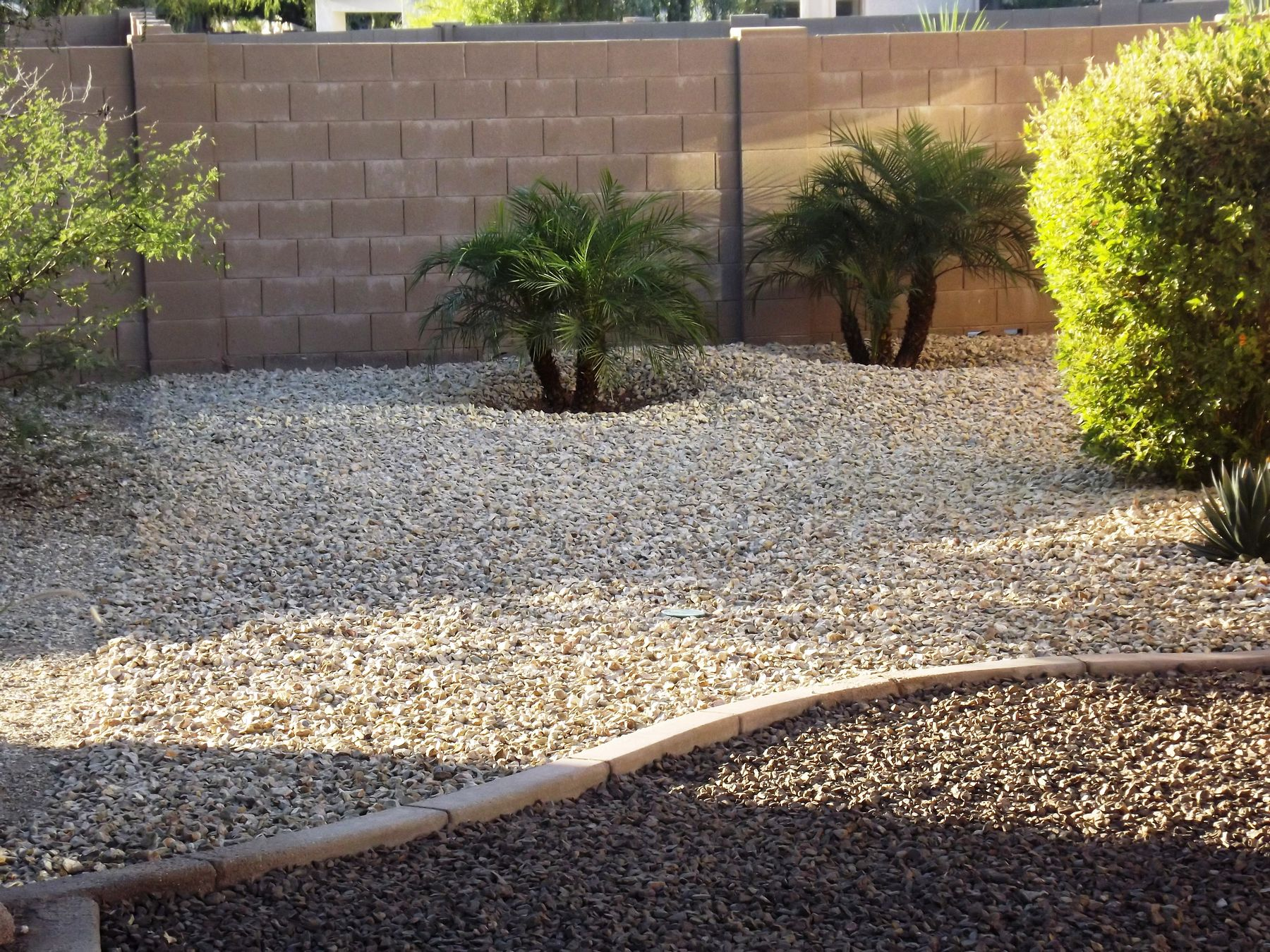 Landscaping Services Include Planting Irrigation Gravel Outdoor Lighting And More Click On An Image Below To Enlarge It